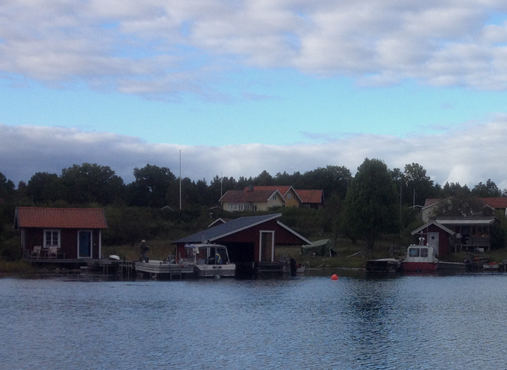 Valdemarsvik, Bokö